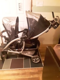 Graco double stroller. Great condition. Cuyahoga falls.  Cuyahoga Falls
