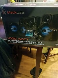 BLUETOOTH STEREO SYSTEM