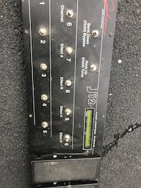 Johnson Amplifier footswitch controller  2 km
