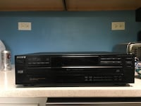 Black sony dvd player with remote Monroe, 10950