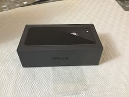 iPhone 8 factory unlocked 256 GB pick up only