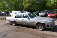 1988 Cadillac Brougham Prince George's County
