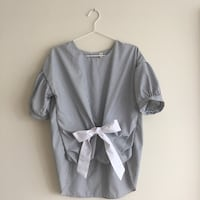 Cute women's top with bow in great condition, one size only Milan, 20137