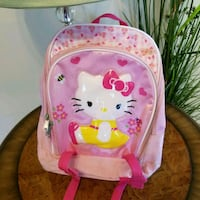 "Backpack 11"" hello kitty  Laval, H7S 1L4"