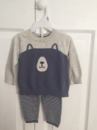 Carter's baby boy set, size 6months old  Mississauga, L5A 2T8