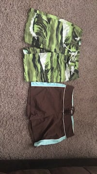 Three pair of Old Navy swimming shorts Palmdale, 93551