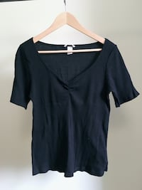 90%New- Black Top Uppsala, 752 24