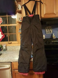 Girls snow pants size 18