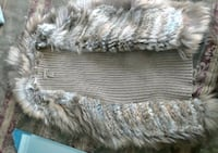 white and brown fur coat Oxnard, 93035