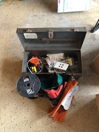 Free tool box and low voltage accessories  Danbury, 06810