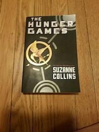 The Hunger Games by Suzanne Collins book Portland, 97211