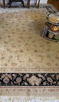 9x12 Persian Design Hand knotted Rug Irvine, 92612