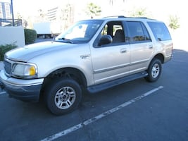 2000 Ford Expedition 119  WB XLT 4WD