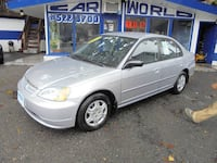 Honda - Civic - 2002 Arlington