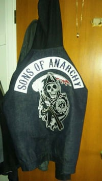Sons of Anarchy mens coat, brand new never worn Calgary, T2V 0N2