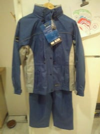 blue denim button-up jacket Windsor, N8X 3V7