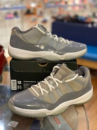 Cool grey 11 low size 12 Silver Spring, 20902