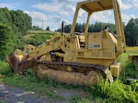 1980 CAT 955L  Loader - Only 3018 Hours! Good Condition