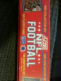 1990 score NFL collector set the complete set 1 an Prineville, 97754