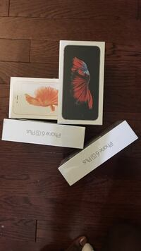 I PHONE 6s PLUS BRAND NEW FACTORY SEALED Crownsville, 21032