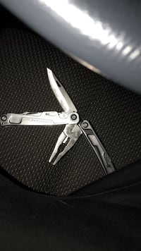 black and gray folding knife Saskatoon, S7H 0Z9