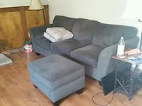 Couch and ottoman  Reynoldsburg, 43068