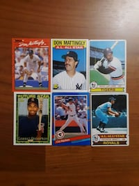 MLB don Mattingly cal Ripken and jr Roger Clemens  West Babylon