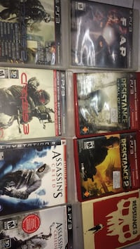 Series's PS3 games Lloydminster (Part), S9V