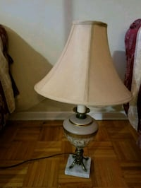 white and gray table lamp Kitchener, N2C
