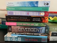 Assorted Books for Sale! Richmond, V6X 0R1