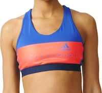 women's blue and red sports bra New York, 10029