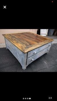 Farm house / shabby coffee table  Costa Mesa, 92627