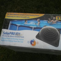 Solarpro pool heating system Manchester, 03103