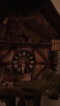 Awesome cuckoo clock same clock on Geico commercial this one has the menthol in it also has the cuckoo bird Owings Mills, 21117