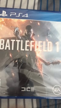 Brand new PS4 game sealed San Diego, 92105