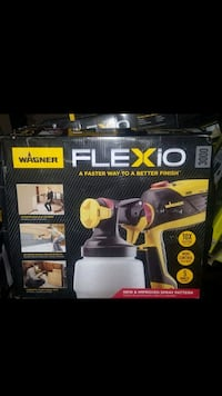 Slightly used Wagner flexio 3000 Handheld HVLP Phoenix, 85031