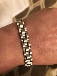 silver-colored link bracelet Sanford, 32771