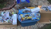 Lego  sale today - used, all pieces and instructions included, a few have boxes, $5-$20 Overland Park, 66204