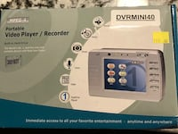 Portable video player/recorder/DVR mini. $100 St. Catharines