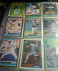 baseball player card collection Mansfield, 44906