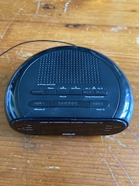 Clock Radio RCA USB Charging