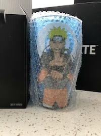 Naruto Shippuden Pint Glass Drinkware 16oz Loot Crate Exclusive Brant, N0E 1R0
