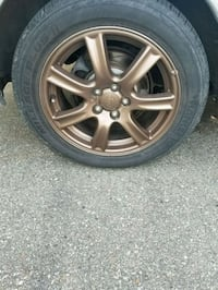 Summer tires(great condition!) Mississauga, L5N 1Y4