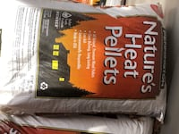 Wood burning pellets 5 bags each. Selling all  pick up. Martinsburg, 25403