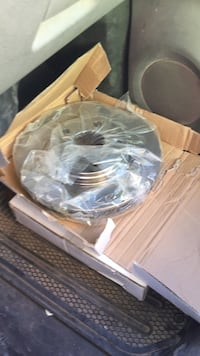 Two brand new rotors for a Grand Prix Golden Valley, 86413