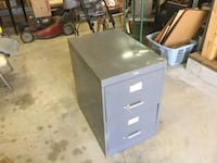 Heavy Duty Legal Size Filing Cabinet Chesterfield, 23832