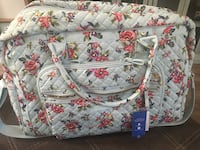 New Vera Bradley Iconic Weekender Bag  Virginia Beach, 23454