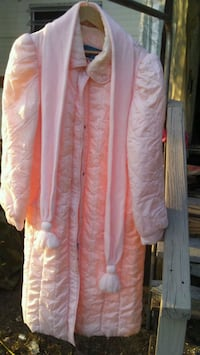 pink and white zip-up jacket Deatsville, 36022