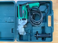green and black Makita corded power drill Evanston, 60202