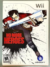 Nintendo Wii - No More Heroes